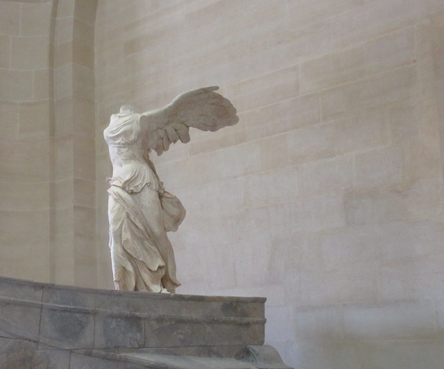 LouvreSculpture