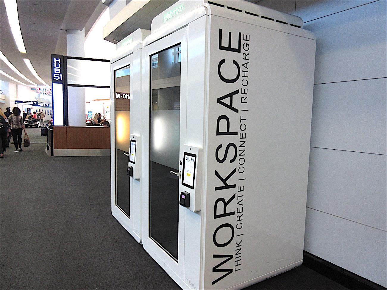 AirportWorkspaces