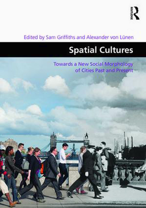 Spatial Cultures bookcover