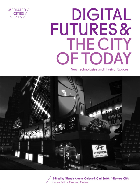 Digial Futures Bookcover
