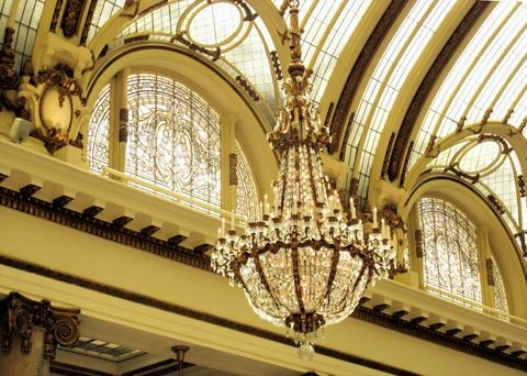 ChandelierSkylight